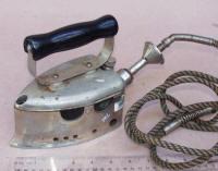 Antique Gas Pressing Iron