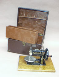 """LIttle Lady"" Stitchwell TSM Toy Sewing Machine"