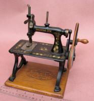 American Gem Sewing Machine