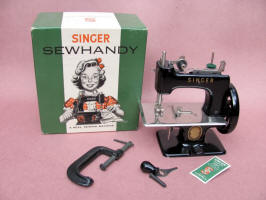 Singer Model 20 -10 Black Sewing Machine