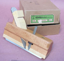 Ulmia #496 32mm Dovetail Rabbit Plane