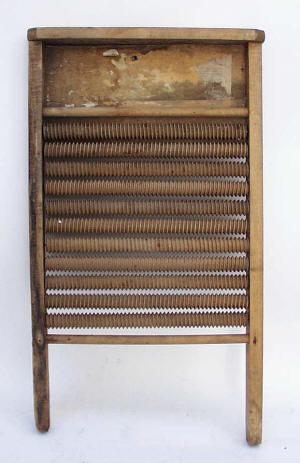 Hubbard Patent Washboard