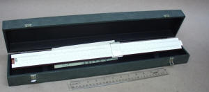 K & E  68-1749 (4096) Desk Top Slide Rule