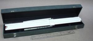 K & E  68-1749 (4096) Desk Top Slide Rule
