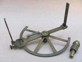 J. Hale Patent 1885 Surveying Instrument