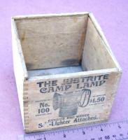 #100 JustRite Carbide LampBox