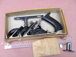 Stanley # 78 Duplex Rabbit Plane in Original Box