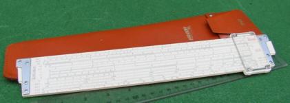 K & E / Keuffel & Esser 68-1100 Deci-lon  Slide Rule