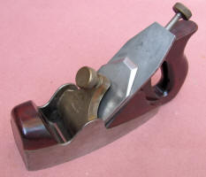 Norris A5 Adjustable English Infill Smooth Plane