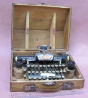 Blick / Blickensderfer #6 Aluminum Featherweight Typewriter