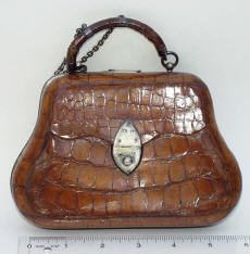 Antique Sewing Purse