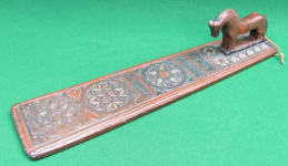 Figural Horse Mangle Board