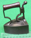 Patented-Antiques Antique Pressing Iron Sales