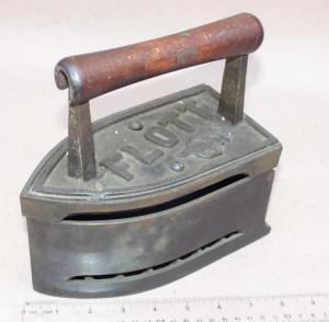 Flott Charcoal Iron