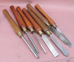 Marples Lathe Turning Tools / Chisels & Gouges