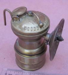 Auto-Lite Carbide Miners Lamp