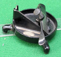 Handy Pencil Sharpener w/ Pitner Shoe Store Advertising