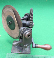 Gould & Cook Pencil Sharpener