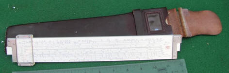 Post 1491 Chemist Slide Rule