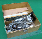 Stanley # 45 Combination Plane in Original Metal Box