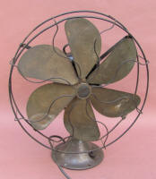 Emerson 16 Inch 6 Blade ElectricDesk Fan