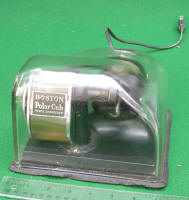 Boston Polar Cub Electric Pencil Sharpener w/ Glass Cover
