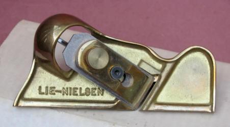 Lie Nielsen #95 (RH) Edge Plane