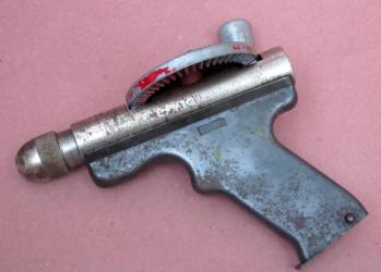 Ruger Pistol Grip Hand Drill