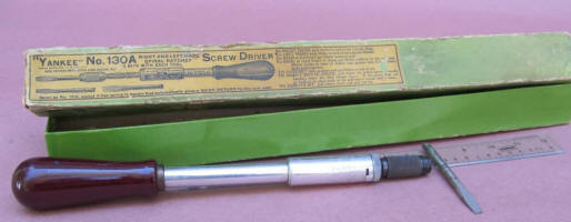 Yankee / North Brothers #130A Screw Driver