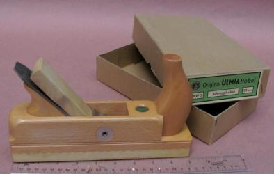 Ulmia #HW5 33mm Scrub Plane in Original Box