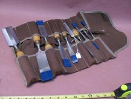 10 Marples Bevel Edge Bench Chisels