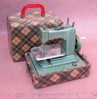 Betsy Ross Toy Sewing Machine