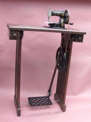Busy Bee Toy Treadle Sewing Machine / TSM