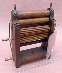1873 Patent Model of Washing Machine / Wringer by A. M. Wilson of White Ridge Michigan