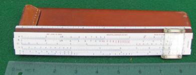 K& E / Keuffel & Esser 4133 Elecrtical Slide Rule