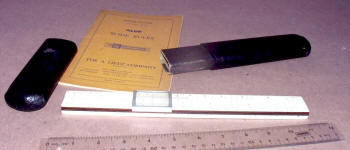 Lietz Bankers / Merchants Slide Rule
