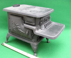 #103 Charter Oak Salesman Sample / Toy Cookstove