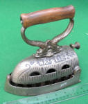 Meeker's www.Patented-Antiques.com Antique Sad Iron Sales