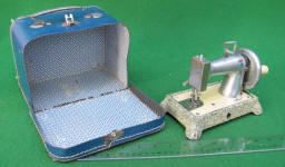 Mechanical Nature Antiques / www.Patented-Antiques.com TSM / Toy Sewing Machine Sales