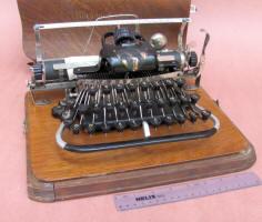 Blickensderfer #7 Typewriter