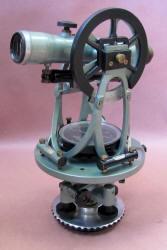 W. & L. E. Gurley Transit w/ Optical Plummet