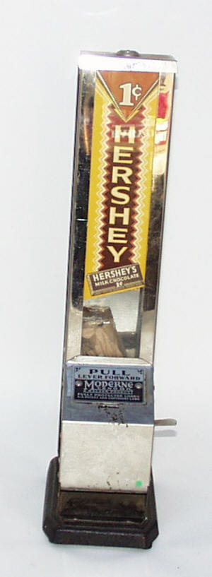 antique Hershey Candy Dispenser