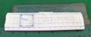 Castell 63/22 Addiator Slide Rule