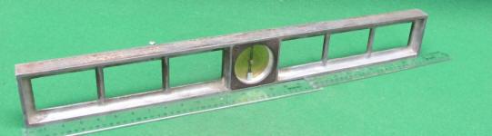 Union Gravity 28 Level / Inclinometer