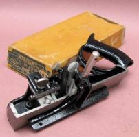 Stanley # 289 Skew Rabbet Plane w/ Box