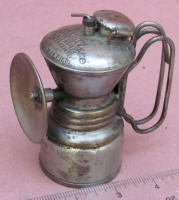 The Baldwin Lamp Carbide Mining Lamp