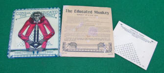 Consul the Educated Monkey Calculator