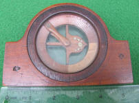 Primitive Wooden Level / Inclinometer
