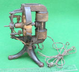 Thomas A. Edison Battery Powered Electric Fan Motor