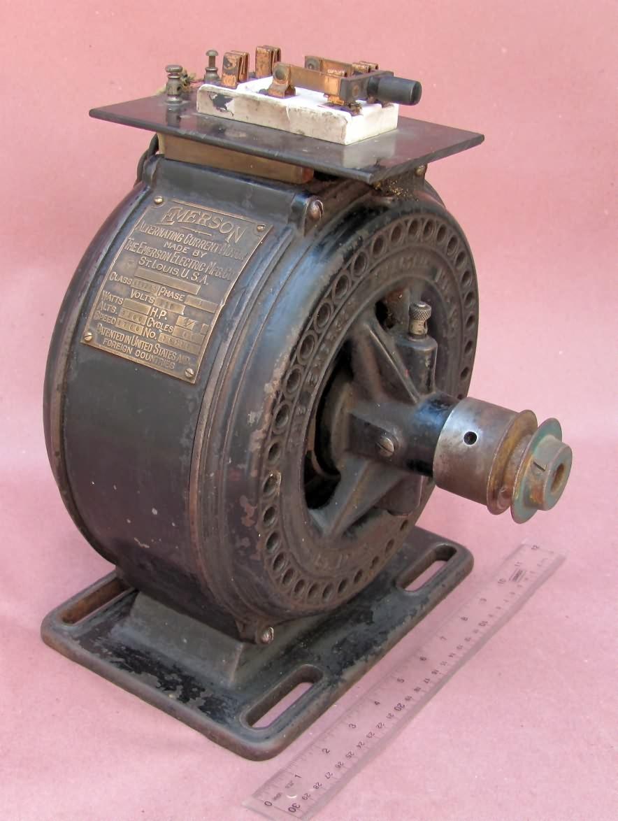 Www Antiqbuyer Past Sales Archive Antique Electric Motors